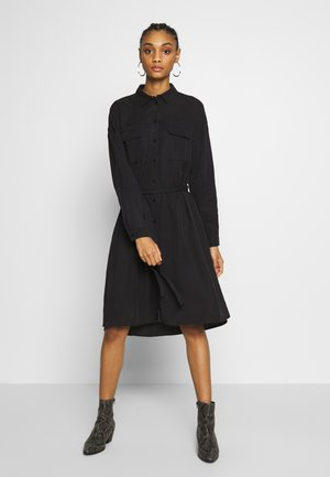 ONLKARLA - Shirt dress - black