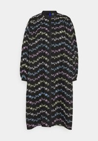 Résumé - CORA DRESS - Shirt dress - black - 5