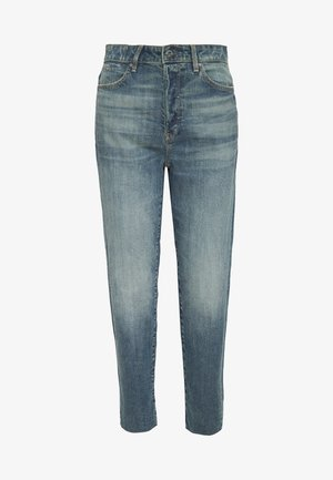 JANEH ULTRA HIGH MOM RP ANKLE  - Jeans baggy - faded