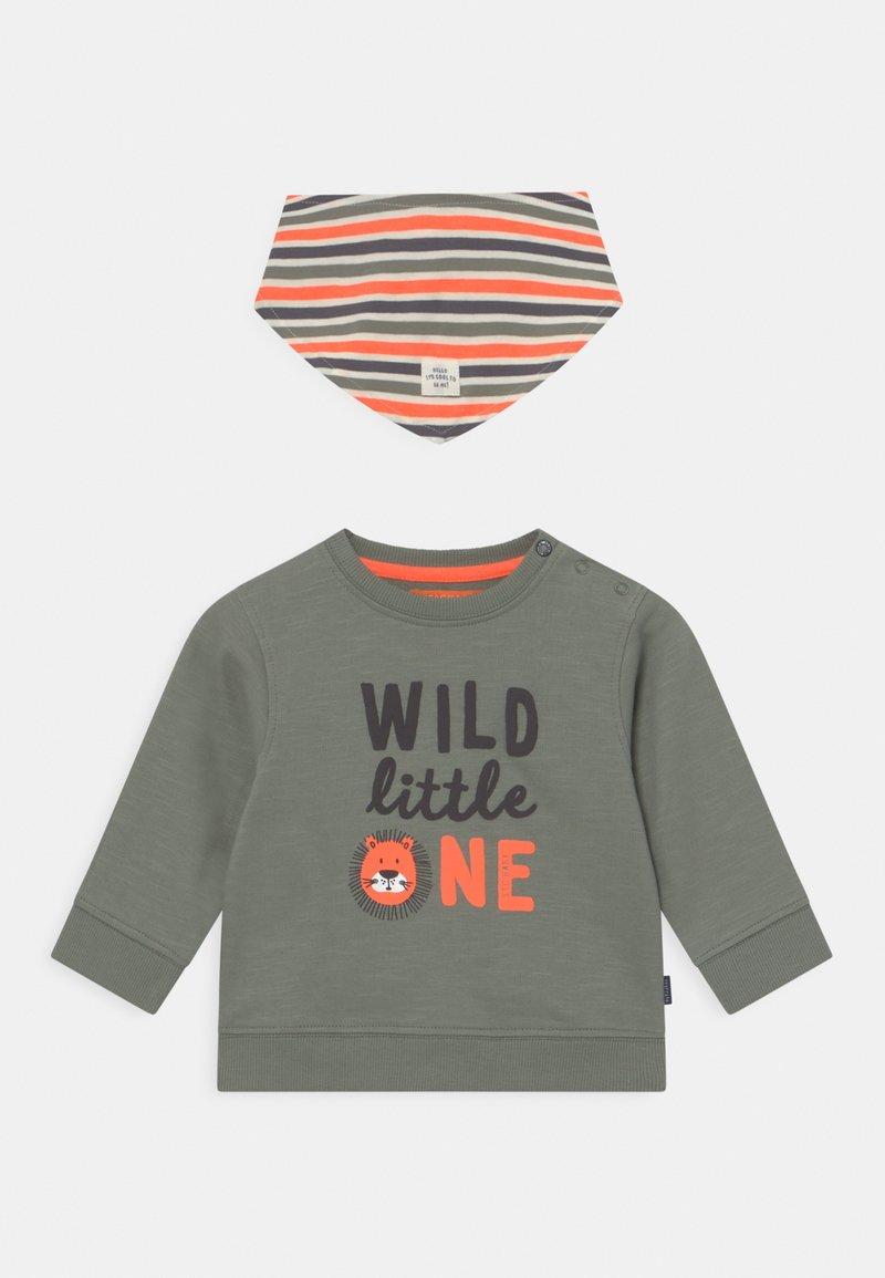 Staccato - SET - Sweatshirt - khaki