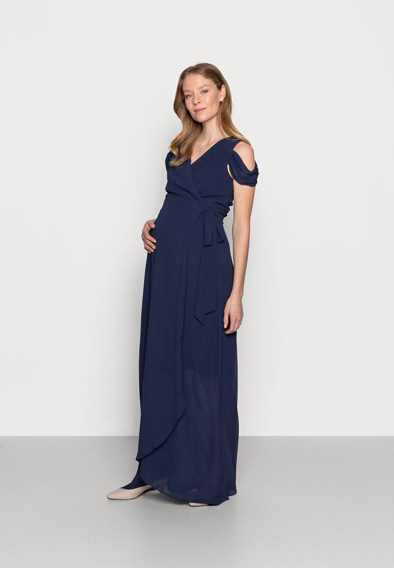 TFNC Maternity - TANYA MAXI - Galajurk - navy