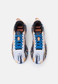 ASICS - NOOSA TRI 13 - Competition running shoes - white/shocking orange - 3