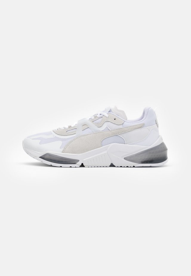 LQDCELL OPTIC PAX UNISEX - Sports shoes - white/gray violet