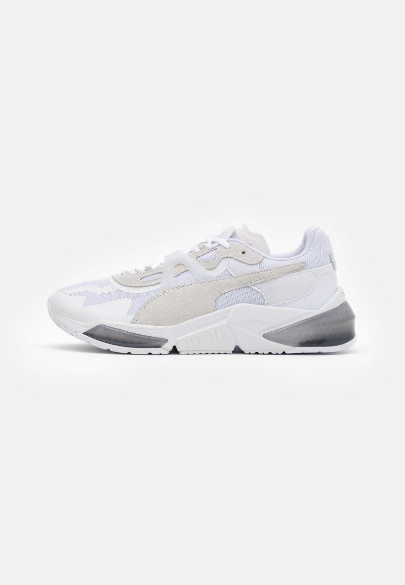 Puma - LQDCELL OPTIC PAX UNISEX - Sports shoes - white/gray violet
