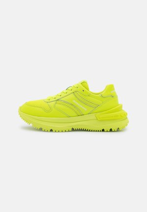 RUNNER LACEUP SNAP  - Trainers - acid lime