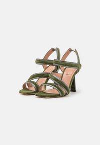 Alberta Ferretti - Sandals - green - 2