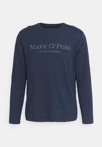 Long sleeved top - total eclipse