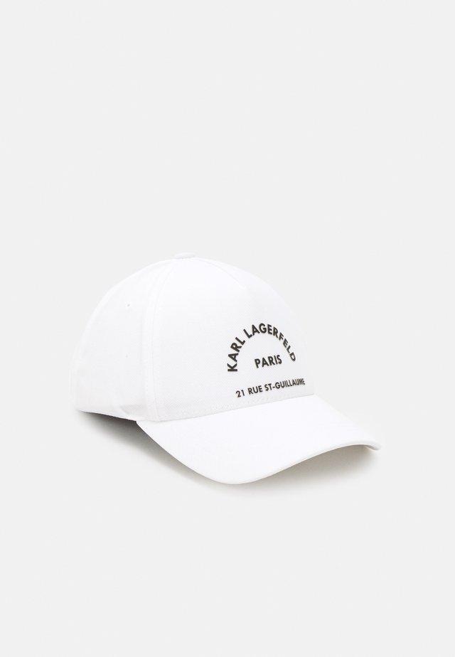 UNISEX - Cappellino - white