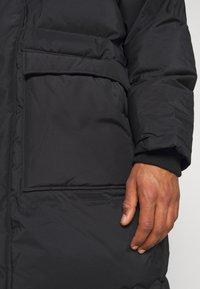 Weekday - JAY PUFFER JACKET - Zimní kabát - black - 6