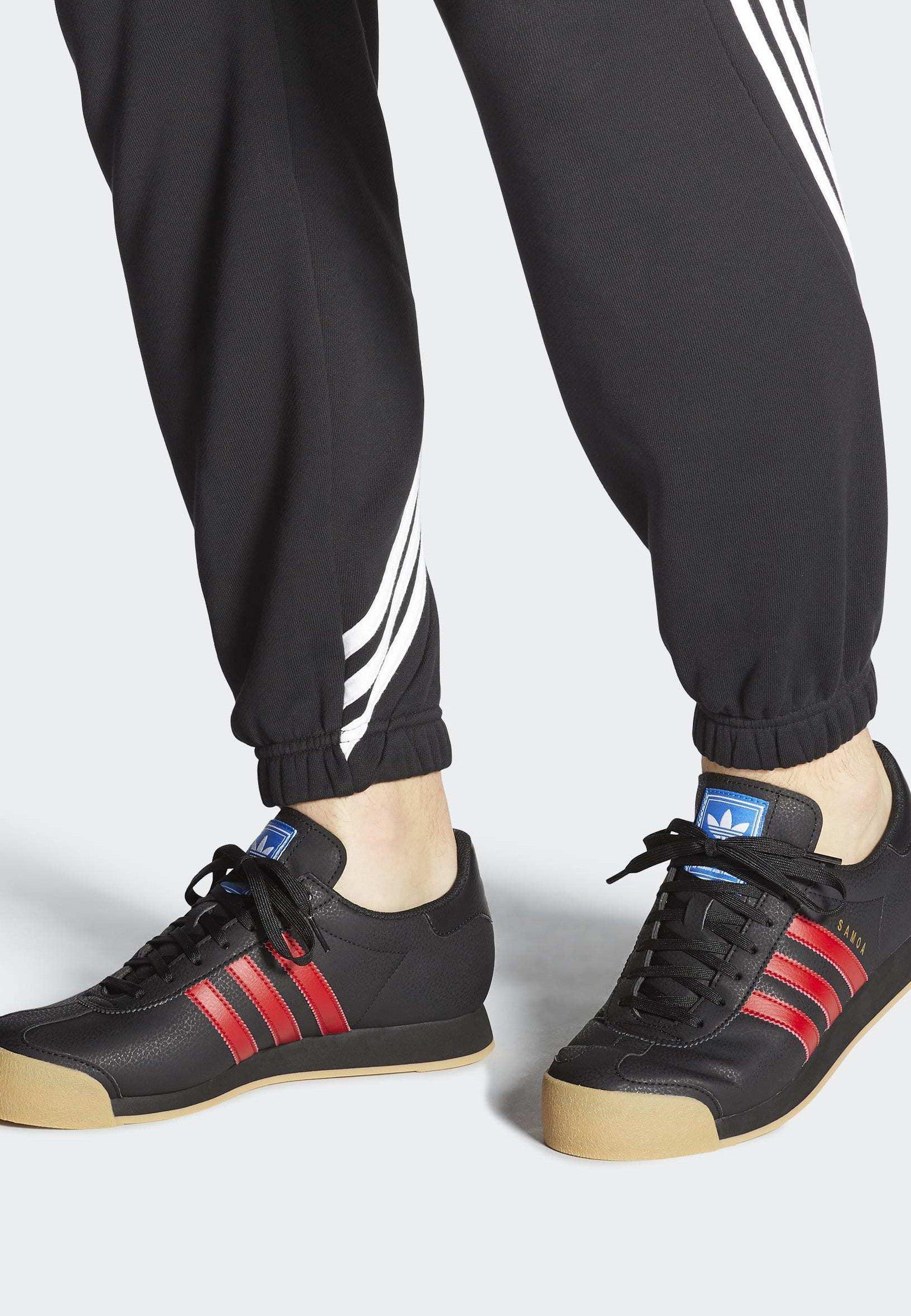 adidas Originals SAMOA SHOES - Baskets basses - black/noir ...