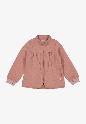 Winter jacket - rose cheeks