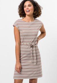 zero - Day dress - almond - 1