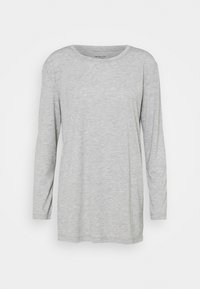 Marks & Spencer London - RELAXD CREW - Long sleeved top - grey - 3