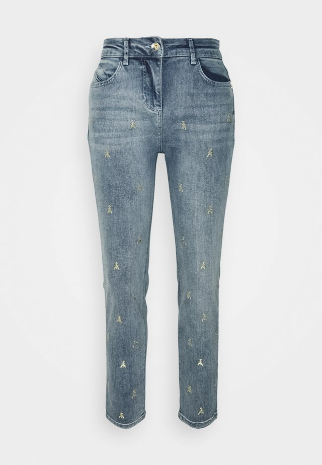 PANTALONI TROUSERS - Jeans Skinny Fit - blue