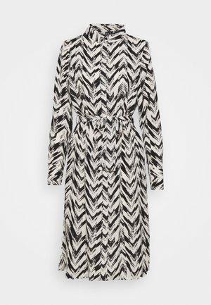 VMKATHRINE SHIRT DRESS - Blousejurk - black
