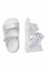 Falcotto - NEW RIVER - Sandals - silber - 2