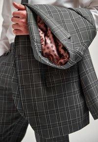 Next - Suit jacket - mottled grey - 3