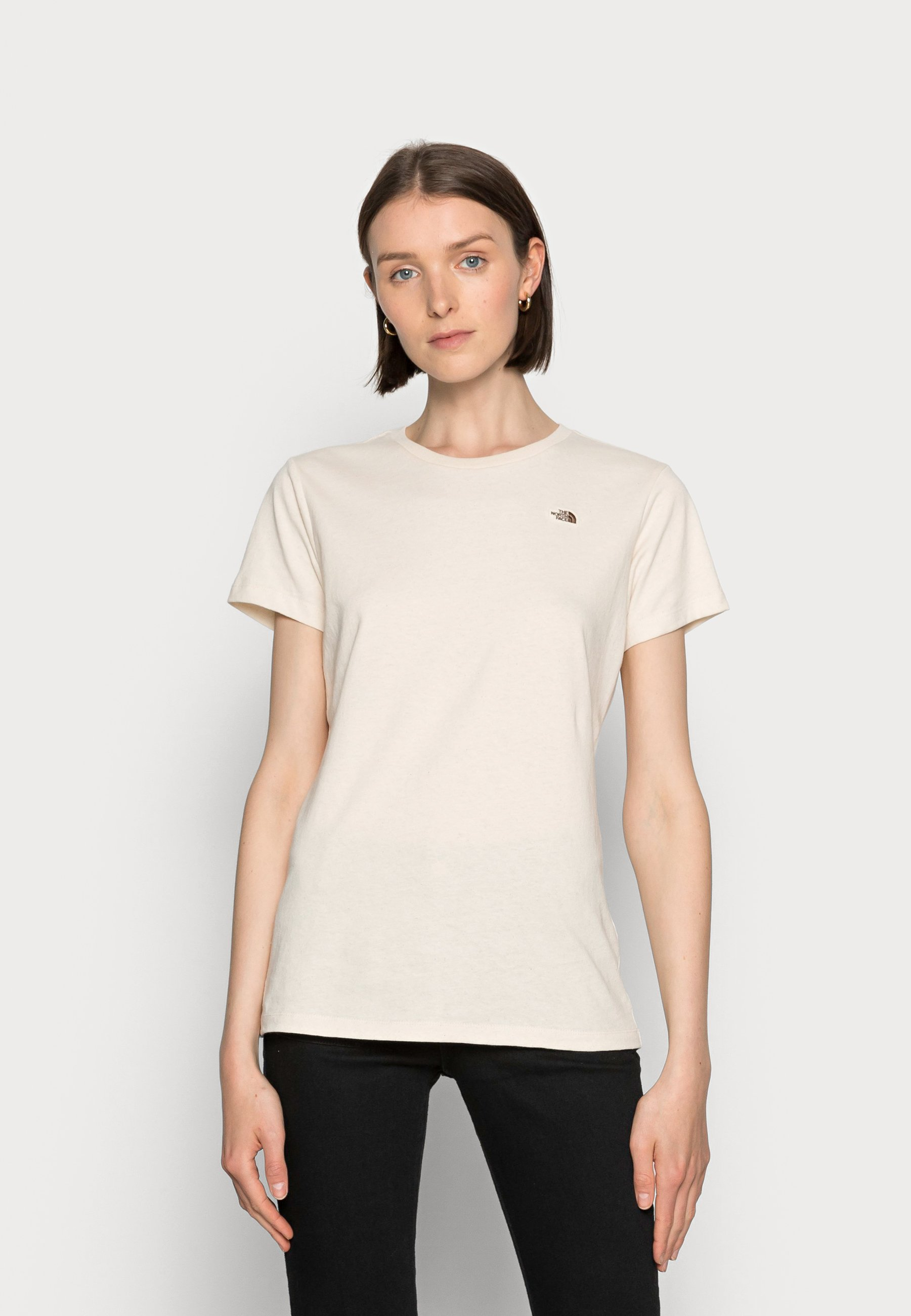 Damen RECYCLED SCRAP PROGRAM TEE - T-Shirt basic