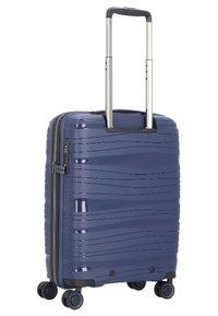 Travelite - MOTION 4-ROLLEN - Luggage - marine - 1