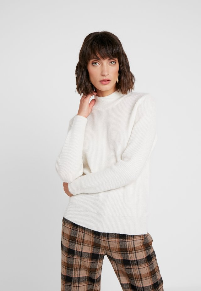 CILLE - Pullover - antique white