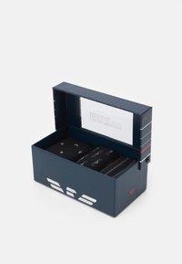 Emporio Armani - SHORT SOCKS 3 PACK - Socks - nero - 1
