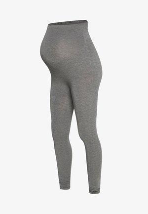 TAMMY OVERBUMP - Leggings - Trousers - grey