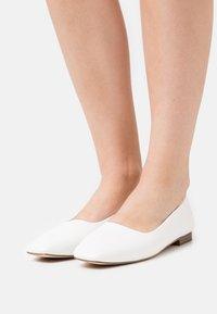 RAID - ELWOOD - Ballerinat - white - 0