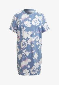 adidas Originals - ORIGINALS GRAPHICS DRESS RELAXED - Vestido ligero - multicolour - 6