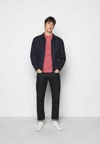 Polo Ralph Lauren - CUSTOM SLIM FIT MESH POLO - Polo shirt - highland rose - 1