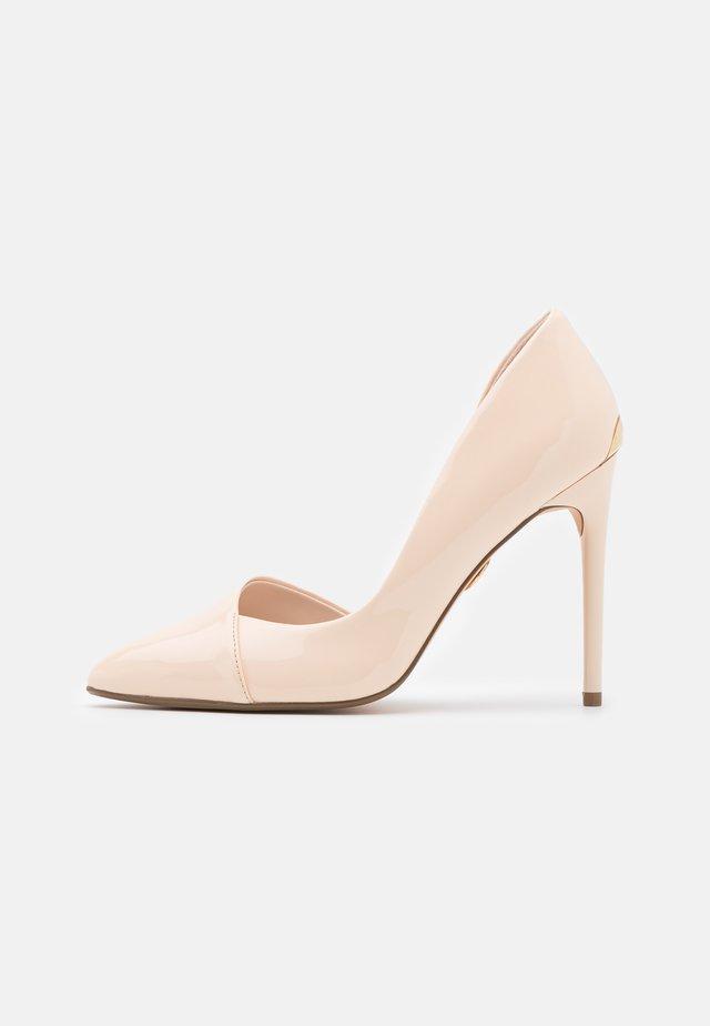 RIVA - Høye hæler - nude