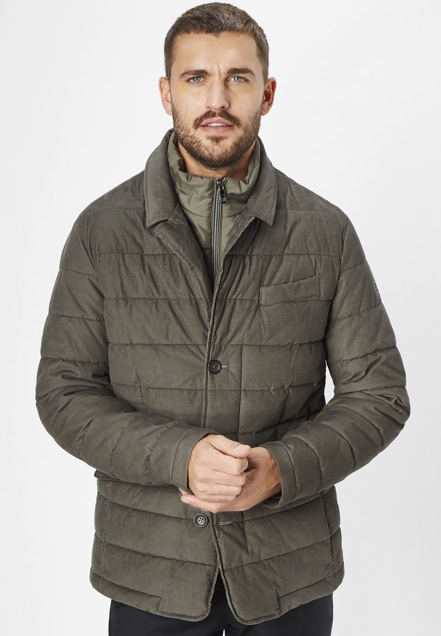 ANCHORAGE - Winter jacket - khaki