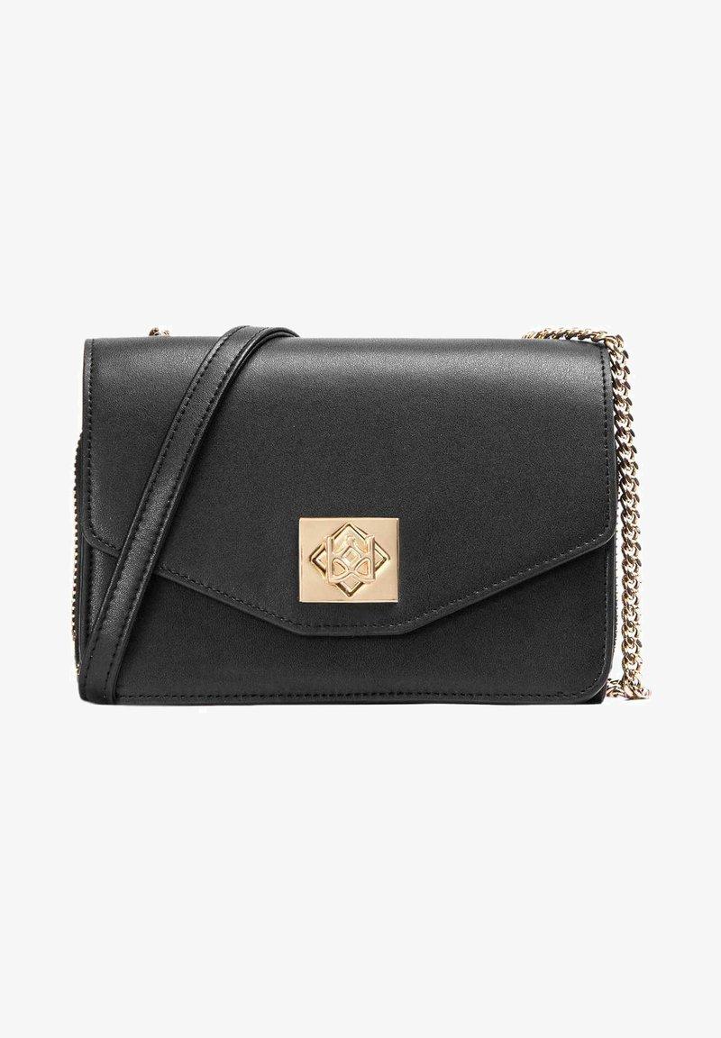 Kazar - GENUA - Handbag - Black