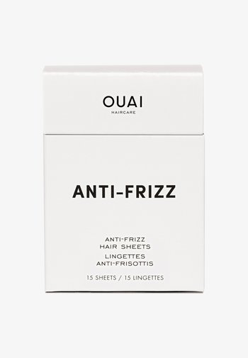 ANTI FRIZZ SHEETS - Hair styling - -