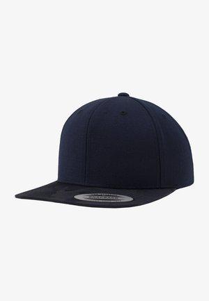 Cap - navy camo