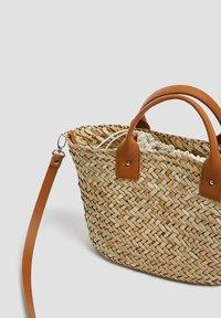 PULL&BEAR - Handbag - sand - 6