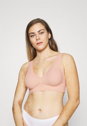 BODY TOUCH FREE CROP - Bustier - ballerina pink