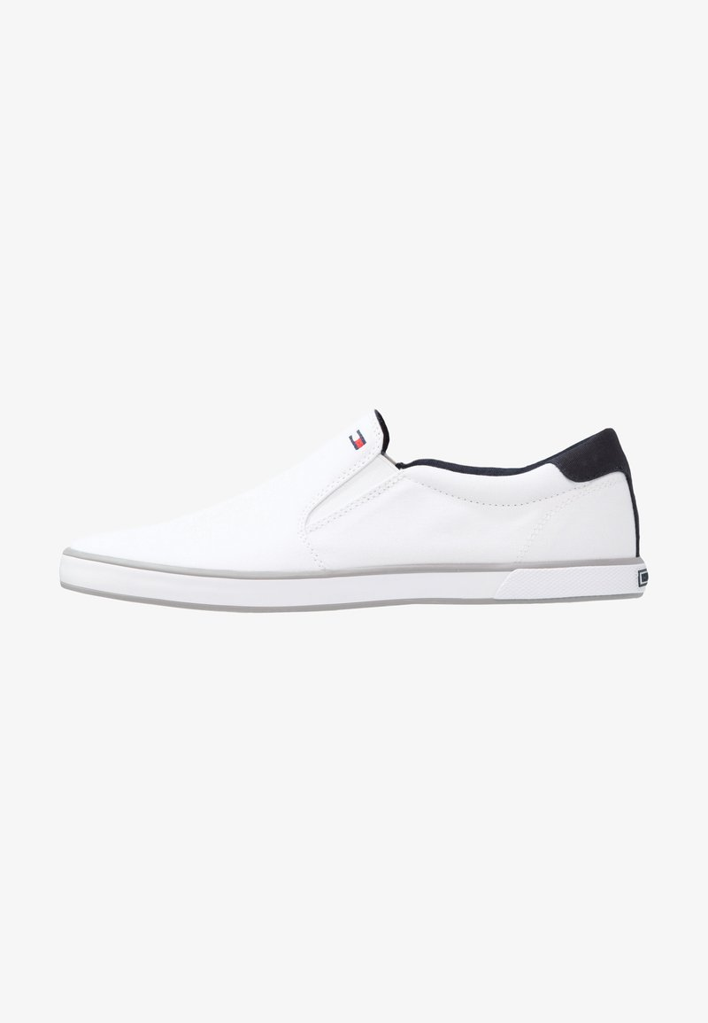 Tommy Hilfiger - ICONIC - Slip-ons - white