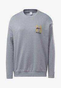 Reebok Classic - CLASSICS HOTEL CREW SWEATSHIRT - Sweatshirt - grey - 6