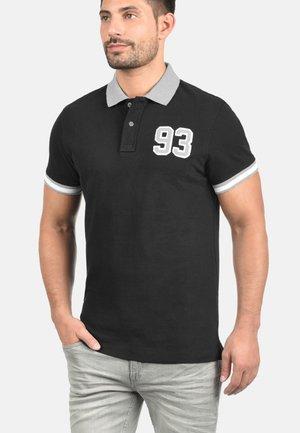 GREGOR - Koszulka polo - black