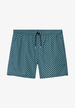 Shorts da mare - dunkles marineblau