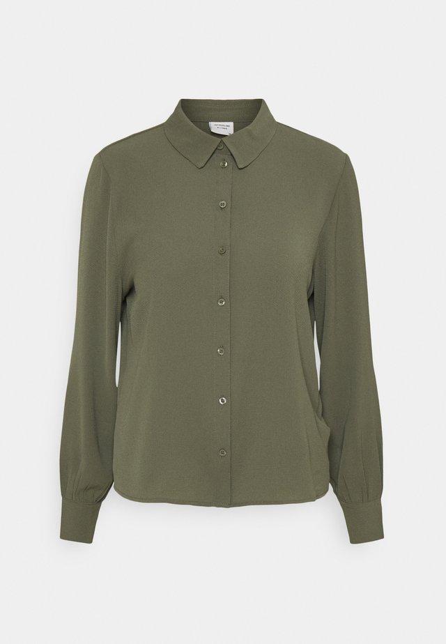 JDYMADDIE - Button-down blouse - kalamata