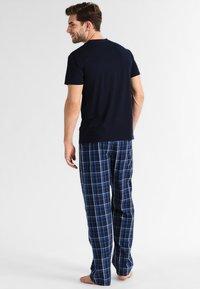Pier One - SET - Pyjama set - blue - 2