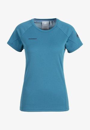 AEGILITY - Print T-shirt - sapphire