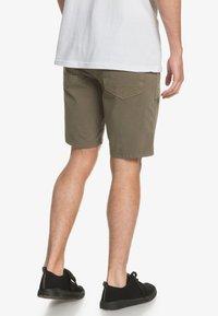 Quiksilver - Denim shorts - kalamata - 2