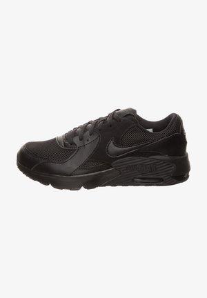 AIR MAX EXCEE - Sneakers laag - black / black / black