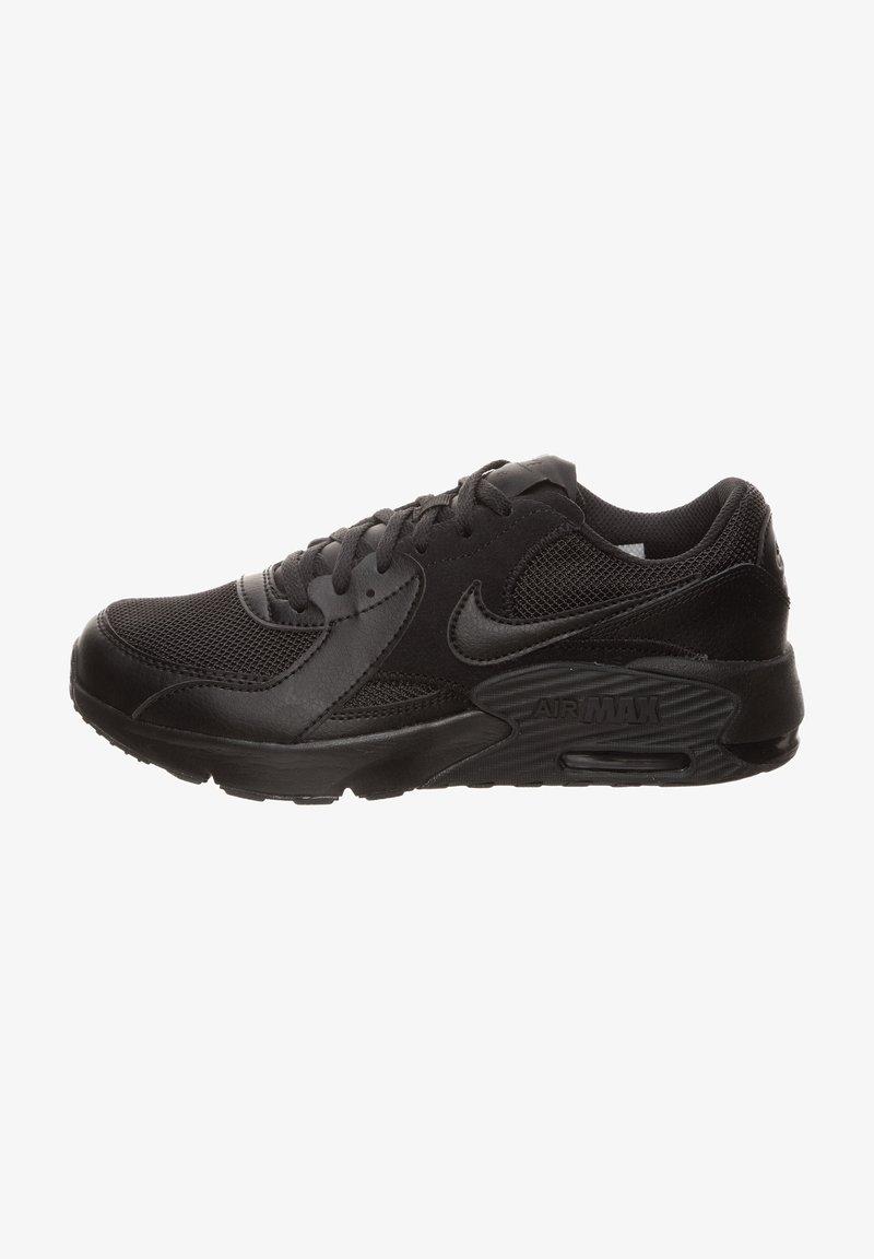 Nike Sportswear - AIR MAX EXCEE - Trainers - black / black / black