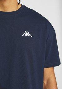 Kappa - VEER - Jednoduché triko - dress blue asters - 5