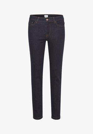 MOLLYSZ  - Slim fit jeans - dark blue denim