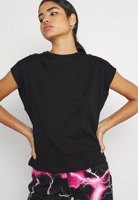 G-Star - Print T-shirt - black - 3
