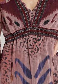 Ana Alcazar - Maxi dress - rosa - 5